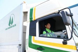中型ドライバー ホームセンター配送 神戸市勤務